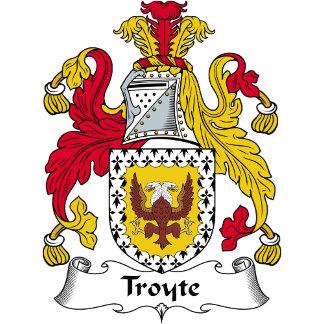 Troyte Family Crest