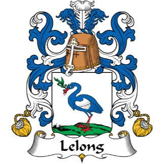 Lelong Family Crest