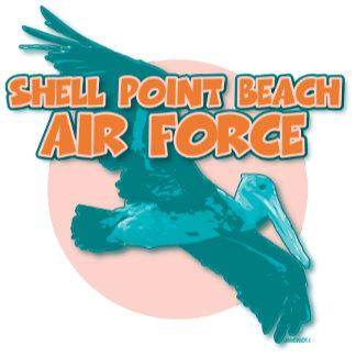 Shell Point Beach AIR FORCE