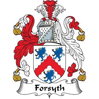 Forsyth Family Crest