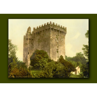 Ireland, a Series of Antique Images