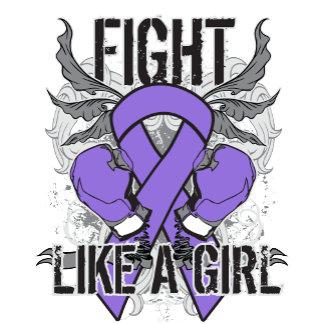 Hodgkins Lymphoma Ultra Fight Like A Girl