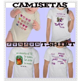 Camisetas t.shirt
