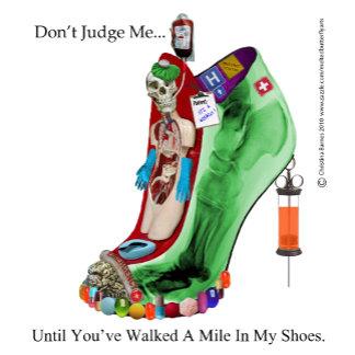 Don't Judge Me...Medical