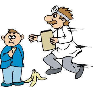 Doctor 12 Boy Medical Office Banana