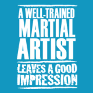 A Well-trained Martial Artist