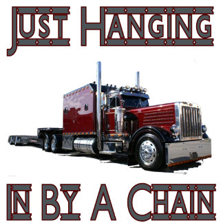 Just Hanging In By A Chain