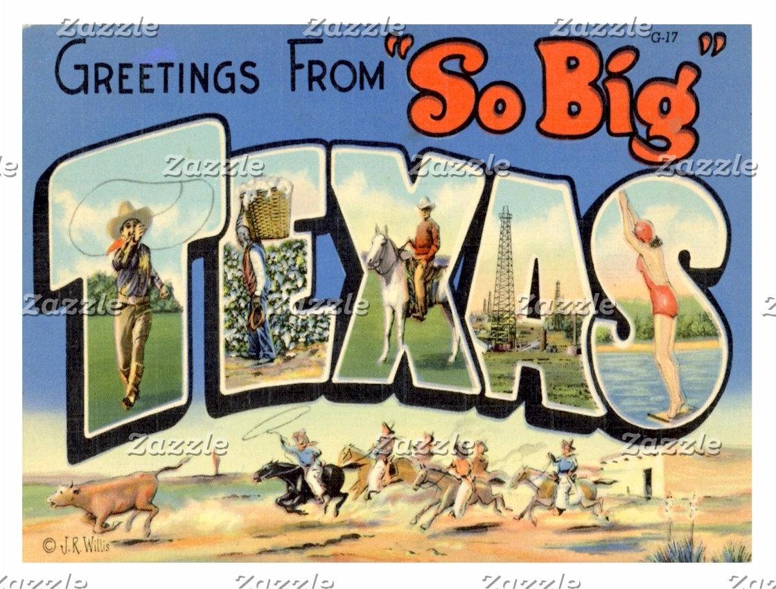Vintage Postcard Prints