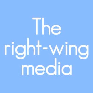 The right-wing media