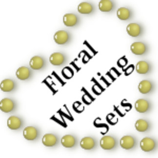 Floral  Wedding Sets