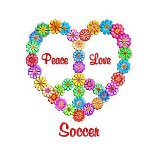 Soccer Peace Love
