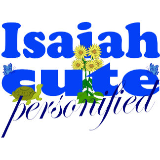 Cute Isaiah