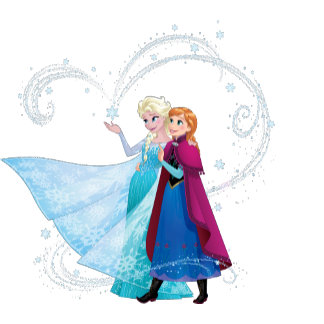 Elsa and Anna - Beautiful Together
