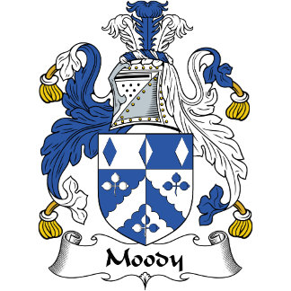 Moody Family Crest