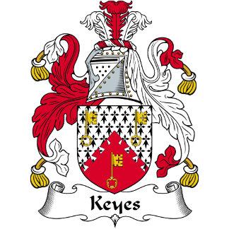 Keyes Family Crest