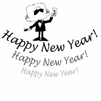 Happy New Year Tees and products