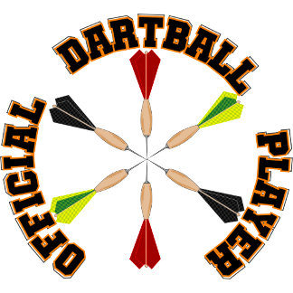 Official Dartball Player