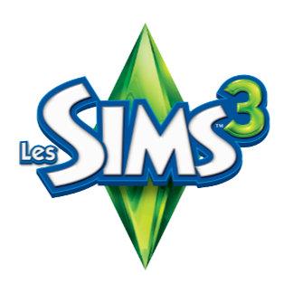 Sims 3 Logo - French