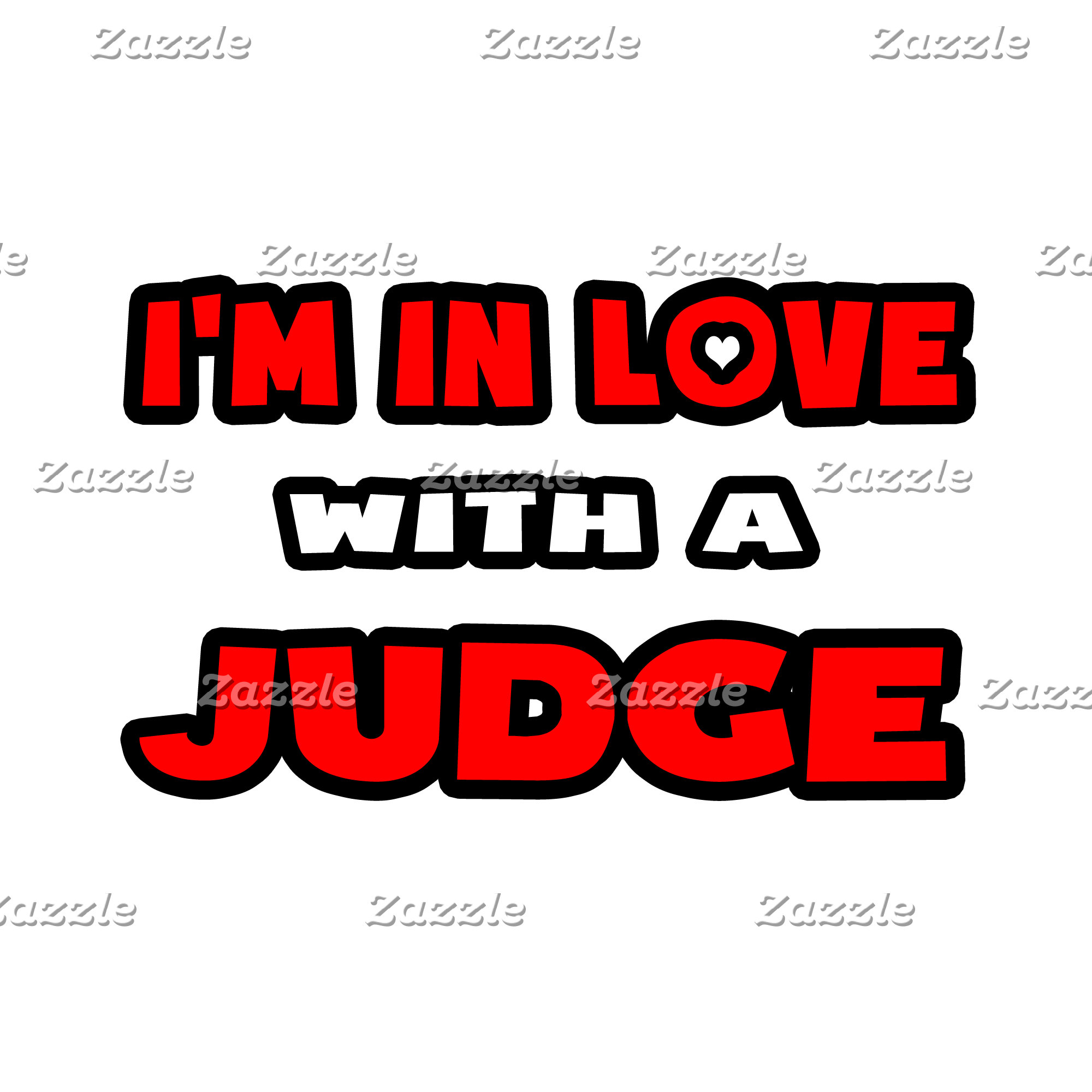 I'm In Love With A Judge