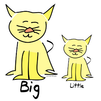 Big Little Cat Baby Shower Gifts, Infant Apparel