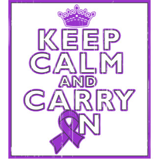 Epilepsy Keep Calm and Carry On