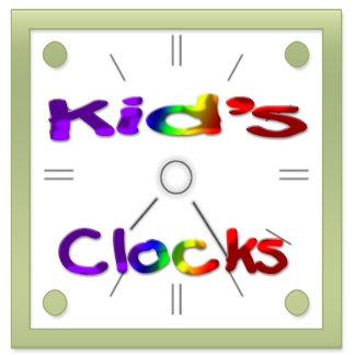 Kid's Clocks
