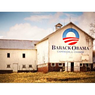 Barack Obama Barn