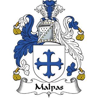 Malpas Family Crest