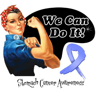 Stomach Cancer We Can Do It Rosie The Riveter