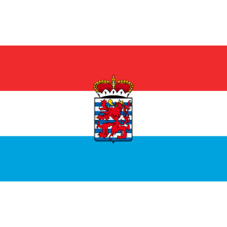 Province Of Luxembourg, Belgium flag