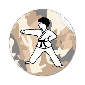 Martial Arts Camo Camouflage