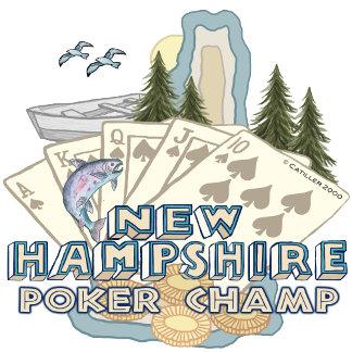 New Hampshire Poker Champion