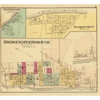 Bridgewater Borough with Shippingport