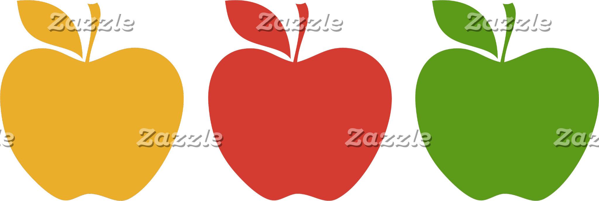 Apples / Teachers