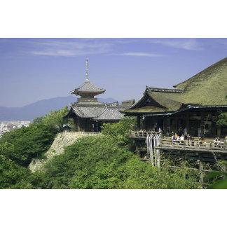 Japan, Kyoto, The View from Kiyomizu Temple