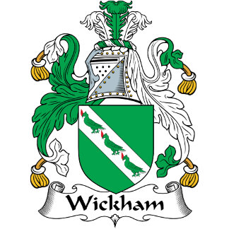 Wickham Coat of Arms