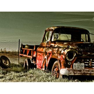 Forgotten Chevy