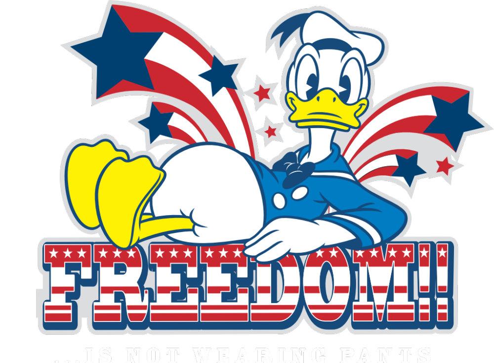 Donald Duck | Freedom