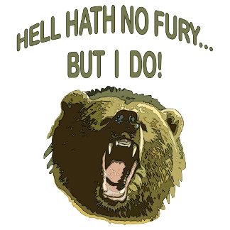 Hell's Fury Bear