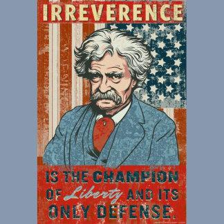 Mark Twain Irreverence