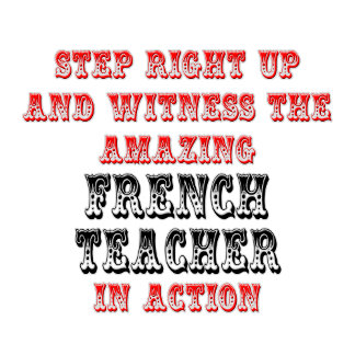 Amazing French Teacher In Action