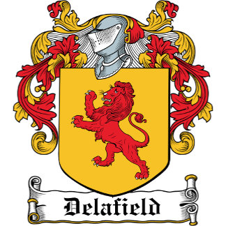Delafield Coat of Arms