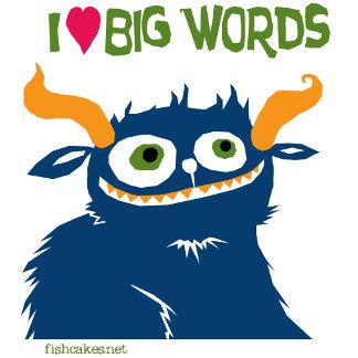 I *heart* Big Words