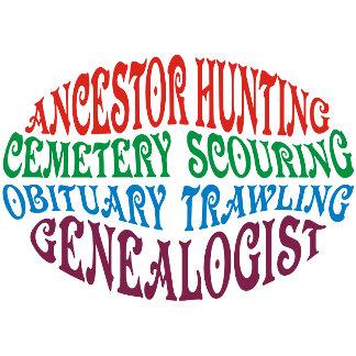 Ancestor Hunting Genealogist