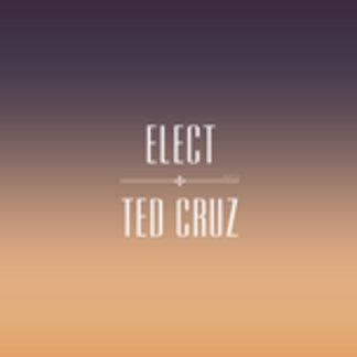 Elect Ted Cruz