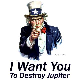 To Destroy Jupiter