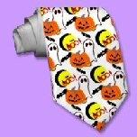 Halloween Ties