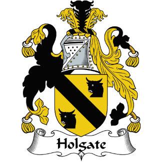 Holgate Family Crest