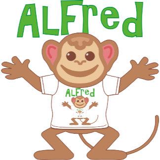 Little Monkey Alfred