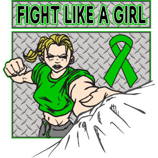 Cerebral Palsy Fight Like A Girl Punch